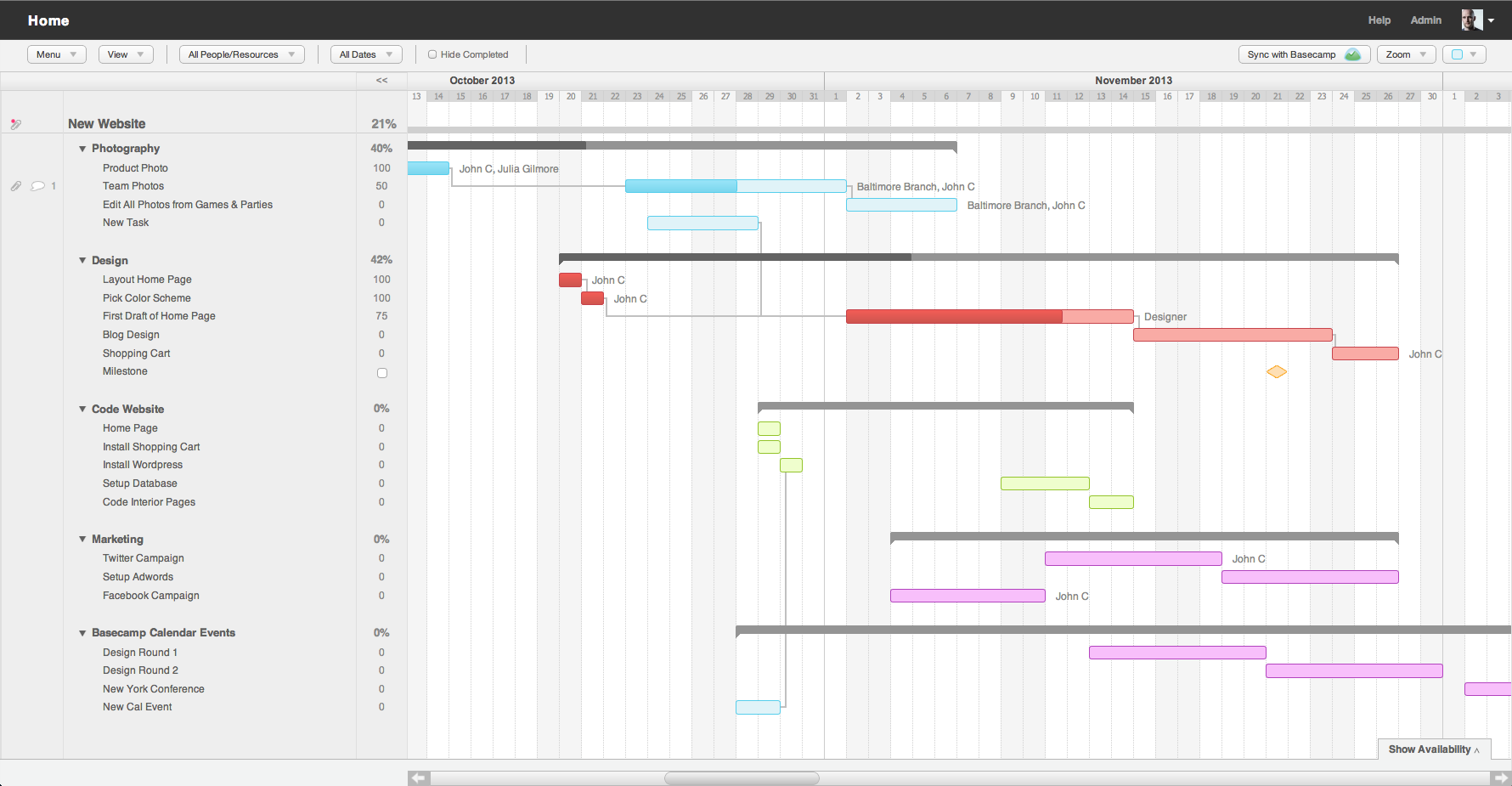 How to schedule time for project planning teamgantt blog for How to build a project plan