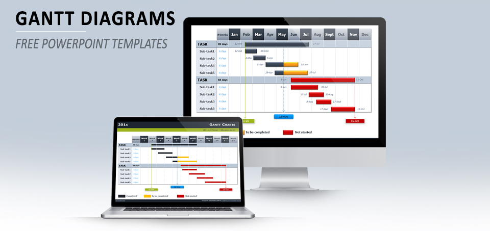 gantt-charts-diagram-powerpoint