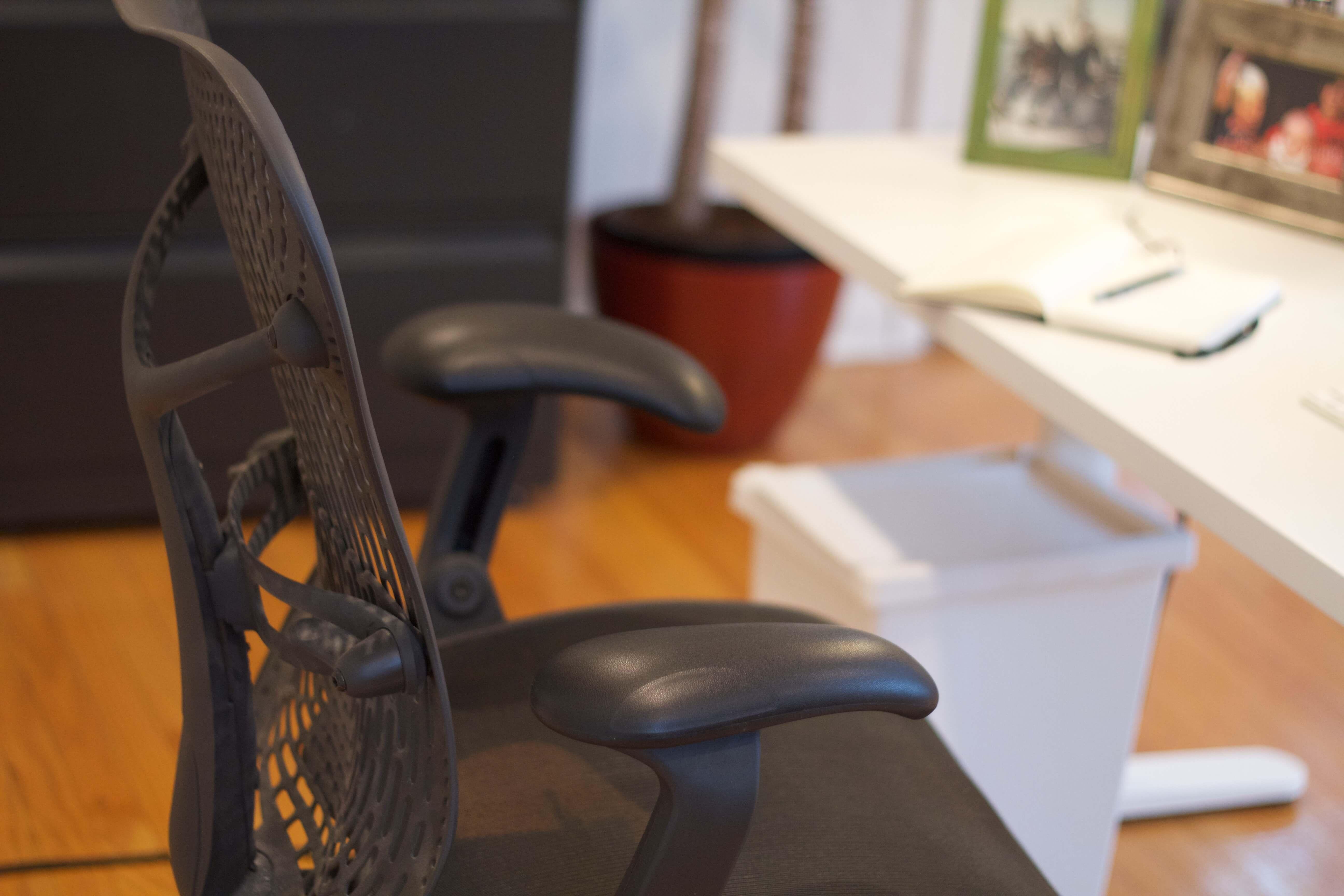 Hermon Miller Mirra Chair