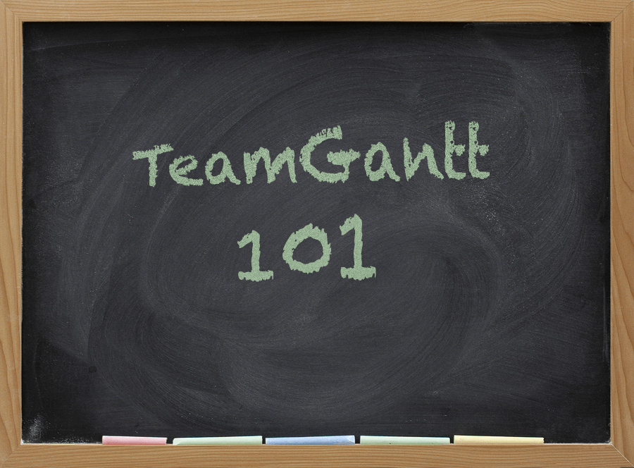 TeamGantt101-Gantt Chart Software for the modern classroom