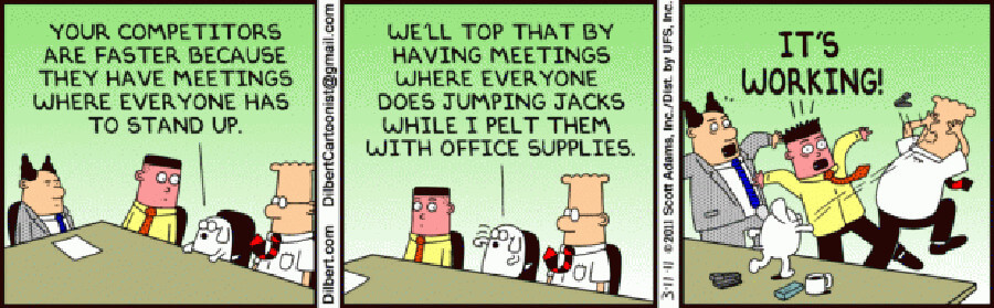dilbert-standup-meeting