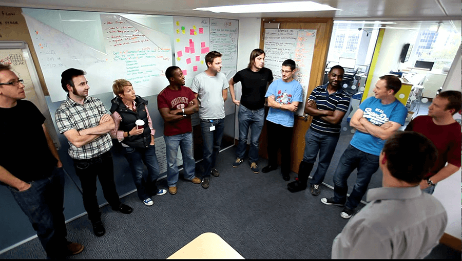 scrum-standup-meeting