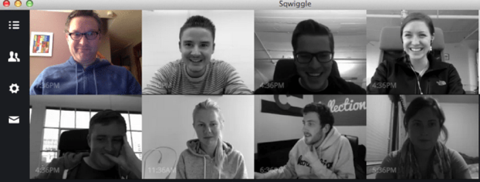 squiggle video chat