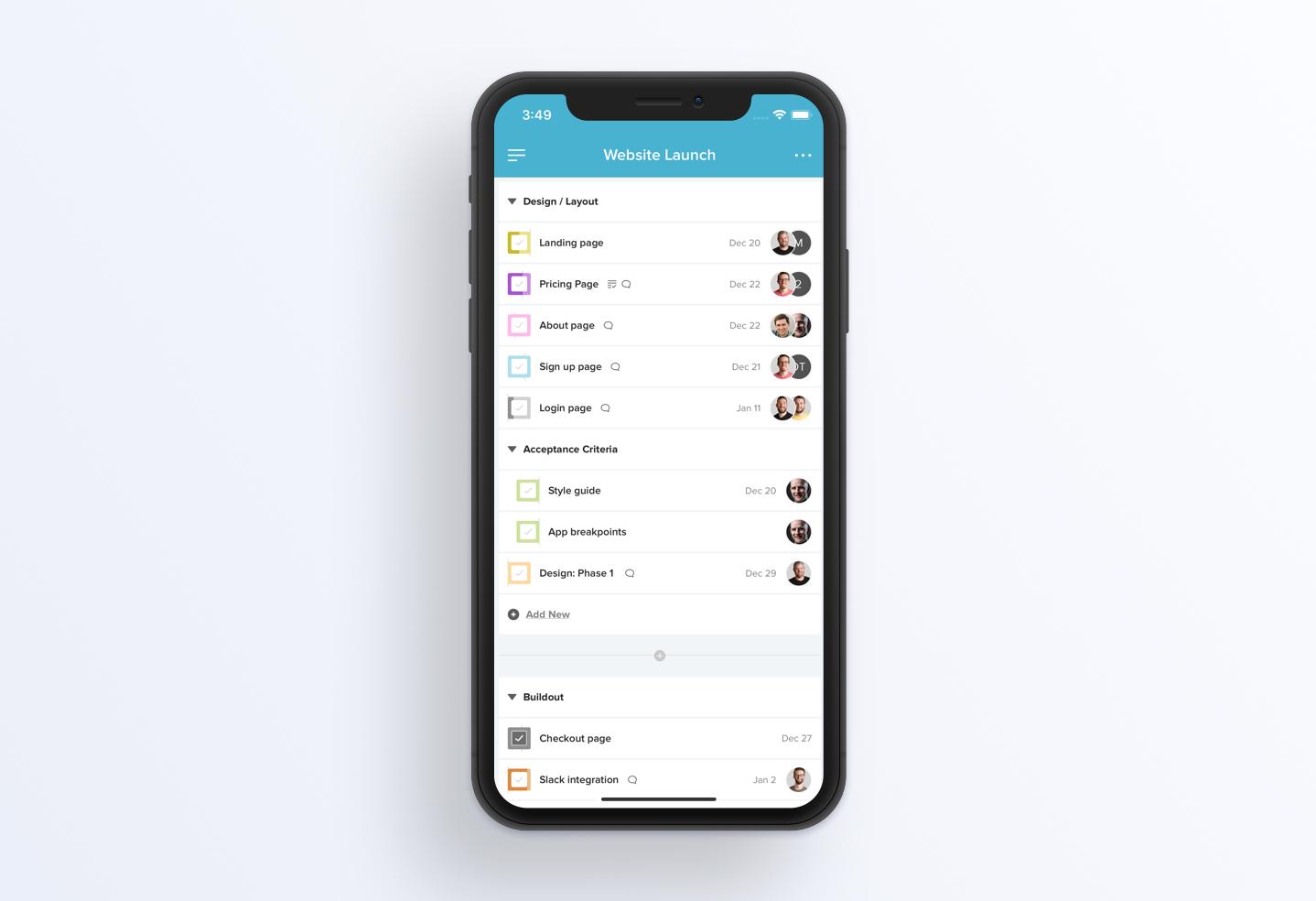 Say Hello To The Teamgantt Ios App Teamgantt Blog